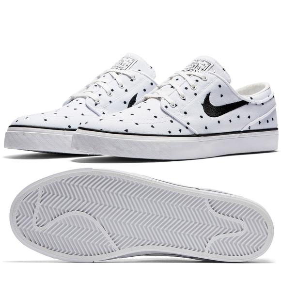 wholesale dealer 32906 3e7e9 Nike SB Zoom Stefan Janoski Canvas Premium Oreo. M 5bbe196e7386bc1a78ff0ae1
